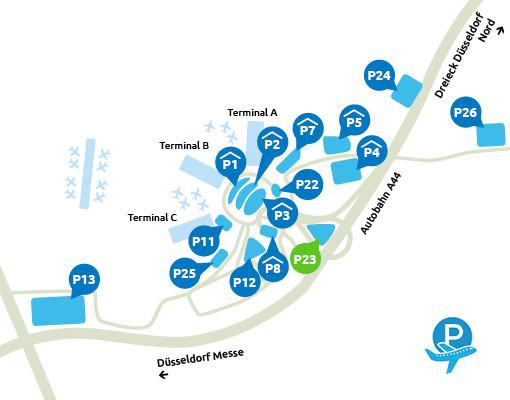 P23 Dusseldorf Airport