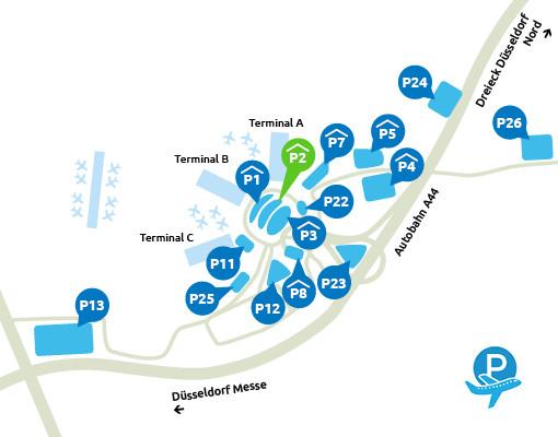 P2 Dusseldorf Airport