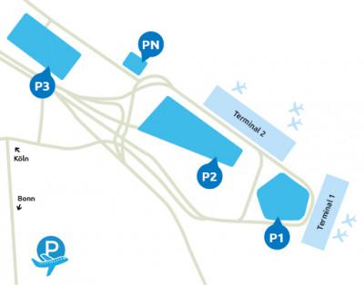 Airport-Koeln-Parken