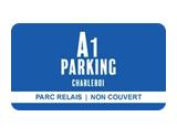 A1 Parking Charleroi logo