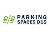 Logo Parking Spaces DUS Shuttle Düsseldorf Airport