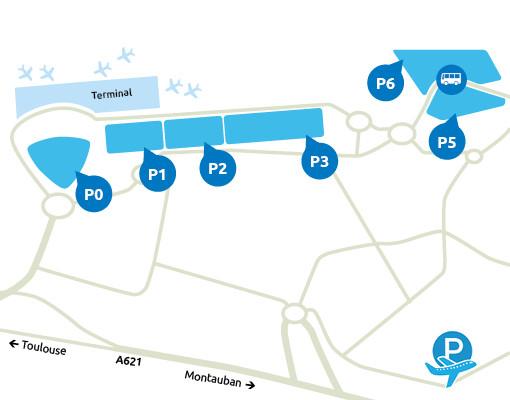 Parking_Aeroport_Toulouse_Plan