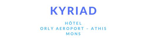 Kyriad Orly