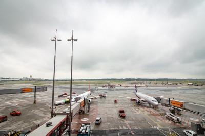 Flughafen-Hamburg