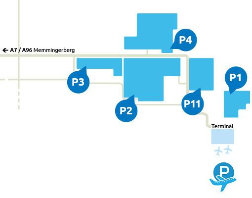 Airport-Memmingen-parken