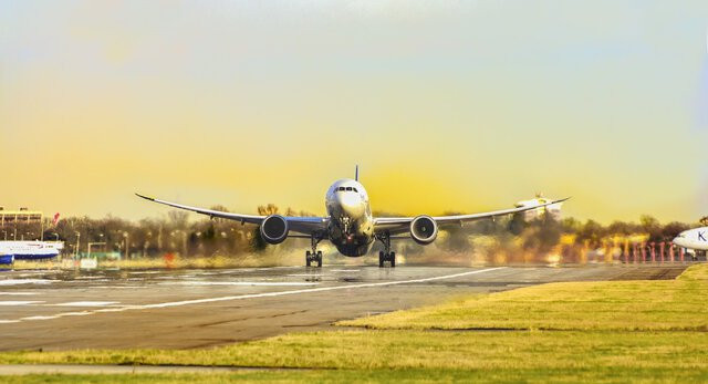 Start_Flugzeug