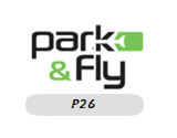 logo Park & Fly P26 Eindhoven