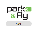 logo Park & Fly P24 Eindhoven
