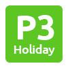 P3 Holiday