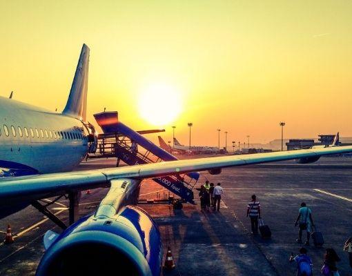 vocabulaire anglais à l'aéroport (1)