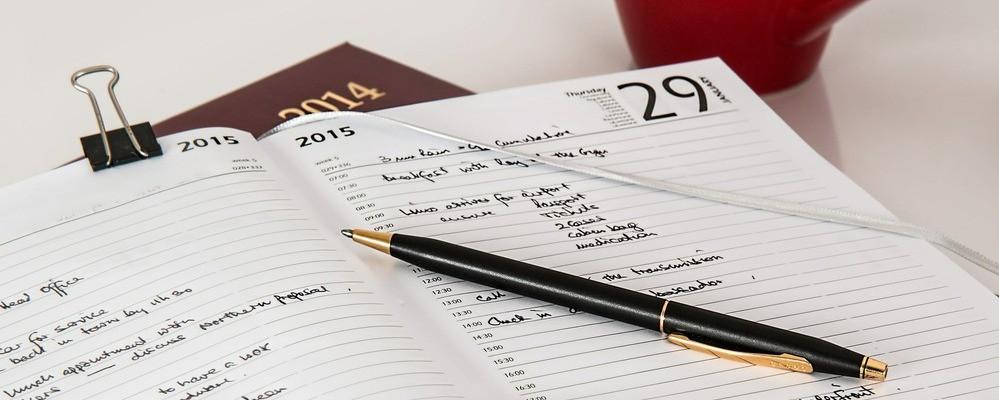 Planifier ses vacances