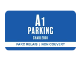 Logo A1 Parking Charleroi