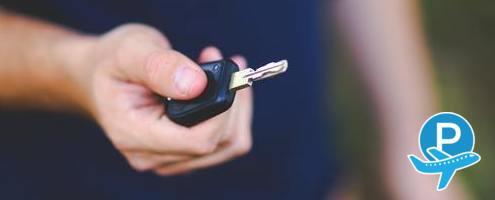 car valet chiavi