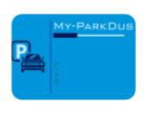 Logo My-ParkDUS Valet Düsseldorf Airport