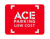 Logo Ace Parking Charleroi Airport