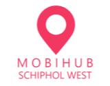 Logo Mobihub Schiphol-West Schiphol