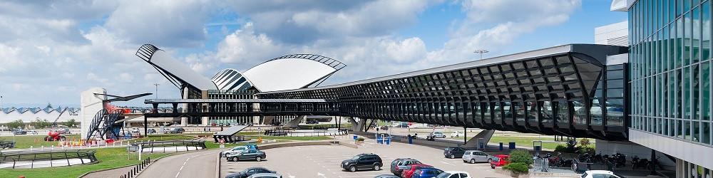 Aéroport Lyon Saint Écury