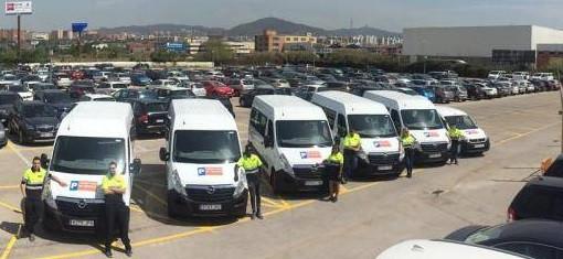 Parking Navette Aeroport Barcelone