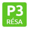 Parking P3 Resa Roissy Charles de Gaulle