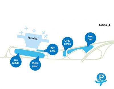 Parking_aeroport_Turin_plan