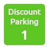 discount parking 1 zaventem
