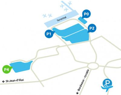 Parking_p4_Bordeaux_Plan