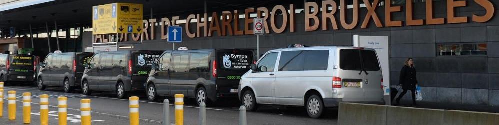 Aller Charleroi Aeroport Taxi