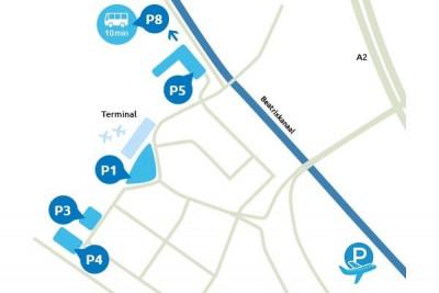 Parking_Aeroport_Eindhoven