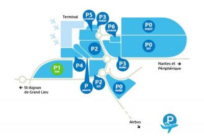 Plan_Parking_Aeroport_Nantes_p1_sud