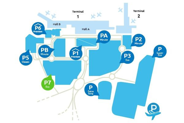 Parking_P7_aeroport_marseille