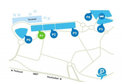Plan_parking_p2_toulouse_aeroport