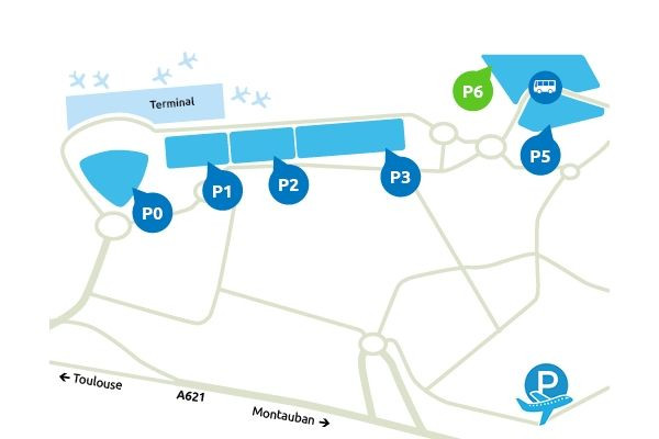 Parking_P6_Toulouse_plan