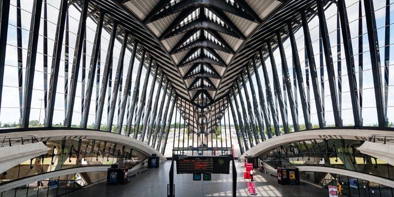 Terminaux aéroport Lyon