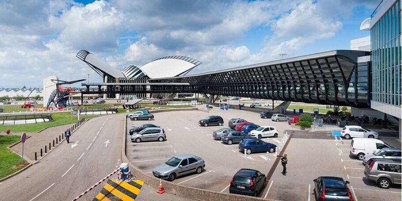 Accès à l'aéroport Lyon