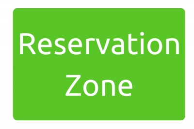 reservation zone