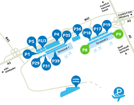 Airport-Frankfurt-P8-P9