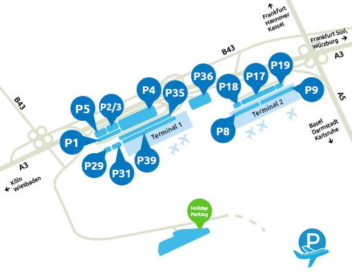 Airport-Frankfurt-Holiday-Parking