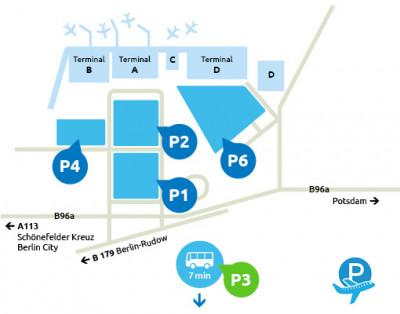 Airport-Schoenefeld-parken-P3