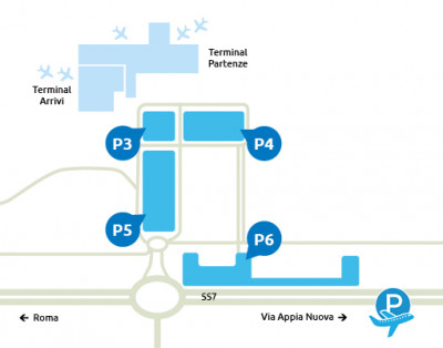 Airport-Ciampino-Parcheggio