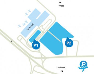 Aeroporto-Firenze-parcheggio