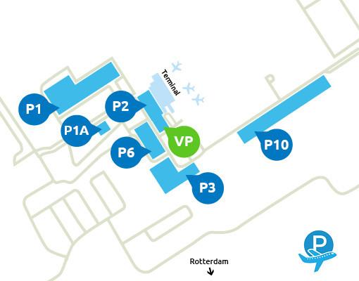 Airport-Rotterdam-parking-VP