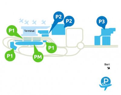 Airport-Bari-parcheggio-P1-PM
