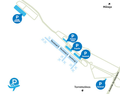 Airport-Malaga-parking