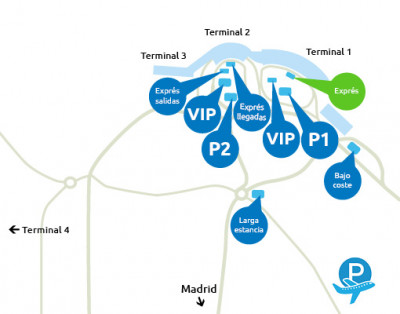 Airport-Madrid-Parking-Expres