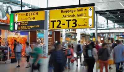 Nieuw record Eindhoven Airport meeste passagiers tot nu toe