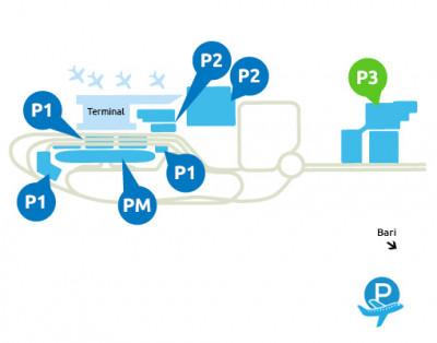 Airport-Bari-parcheggio-P3