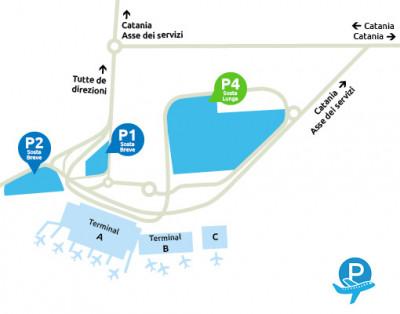Airport-Catania-parcheggio-P4-Sosta-Lunga