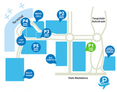 Aeroporto-Napoli-Parcheggio-P1-Sosta-Lunga