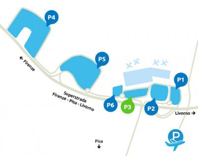 Mappa-Parcheggio-P3-Aeroporto-Pisa