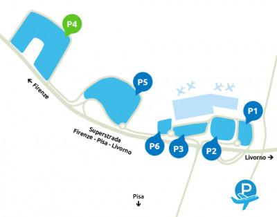 Mappa-Parcheggio-P4-Aeroporto-Pisa